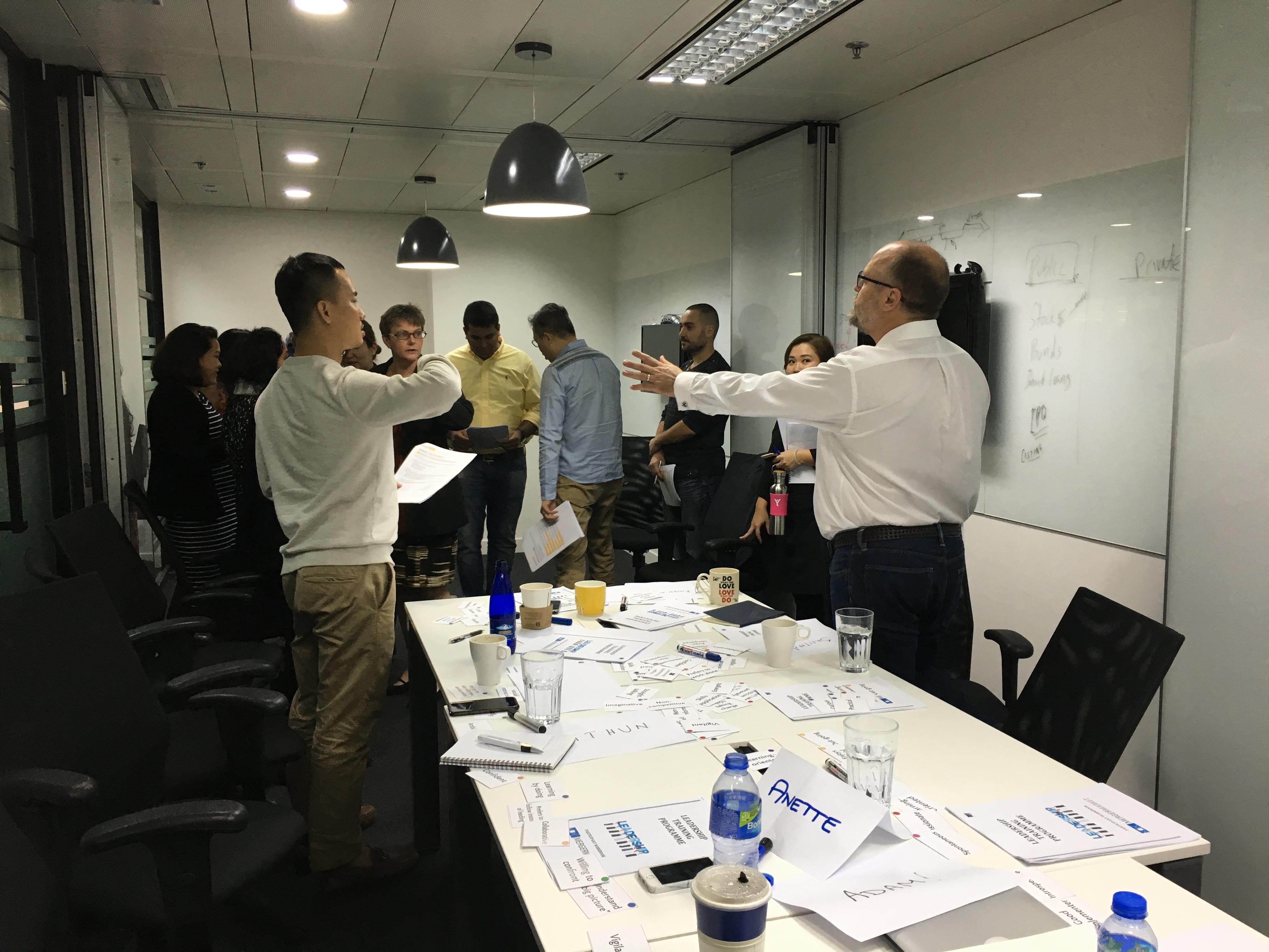 Henry training - HCC Global