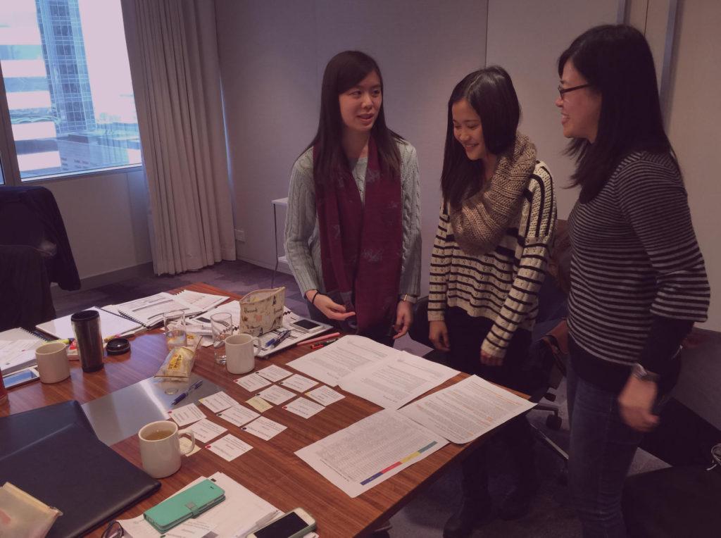 Team coaching HCC Global