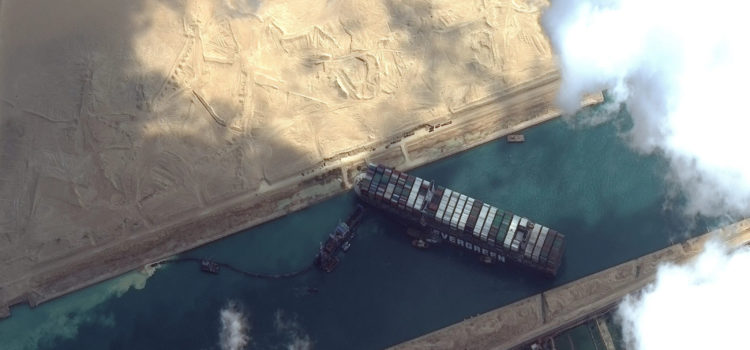 Suez Canal Incidents In Life (Part 2)